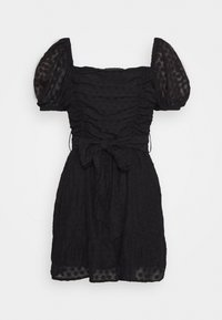 Fashion Union Petite - BLAKE - Day dress - black - 0