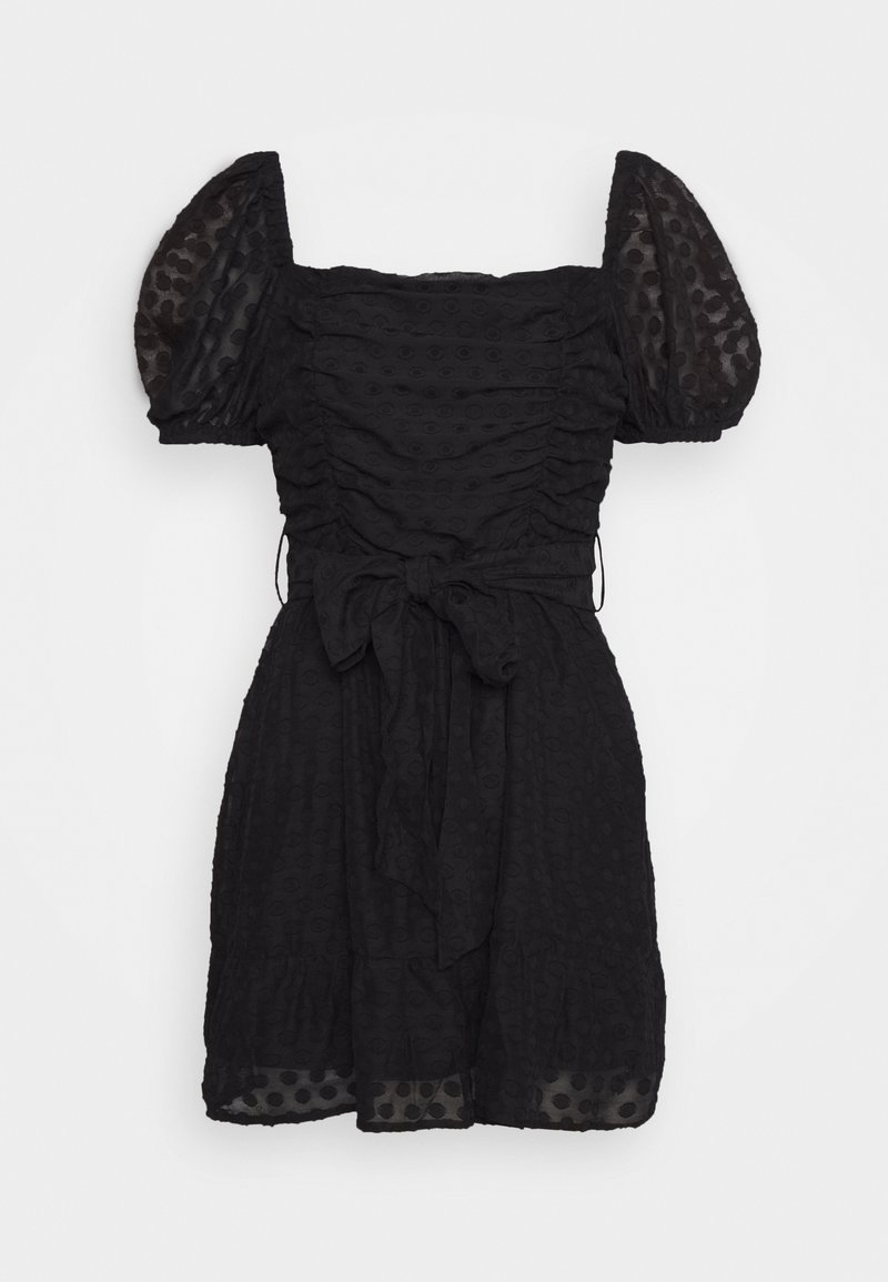 Fashion Union Petite - BLAKE - Day dress - black