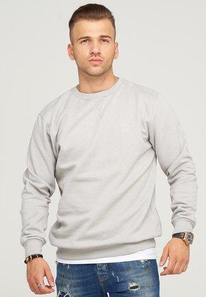 PORT LOUIS - Sweatshirt - hellgrau