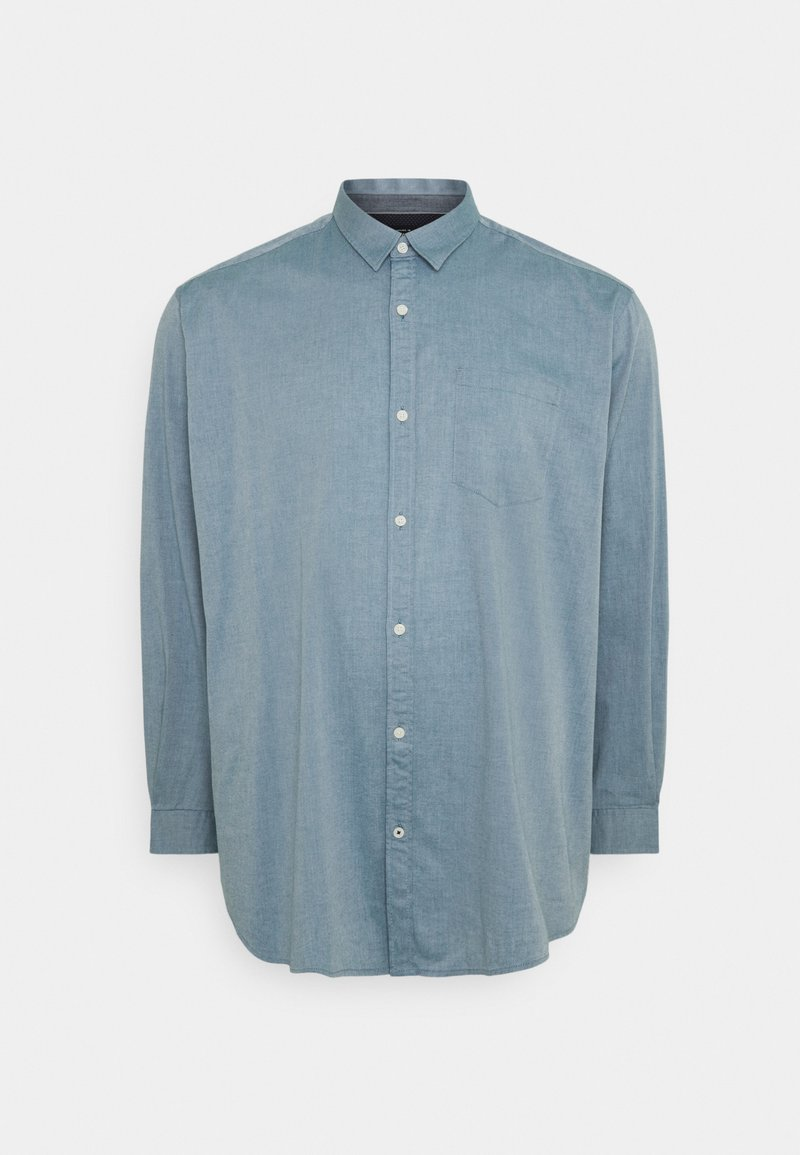 s.Oliver - LANGARM - Shirt - petrol
