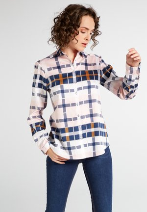 MODERN FIT - Button-down blouse - rosa