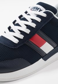 Tommy Jeans - FLEXI FLAG - Trainers - blue - 5