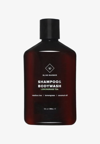 LEMONGRASS TEA SHAMPOO & BODYWASH 350ML - Shampoo - -
