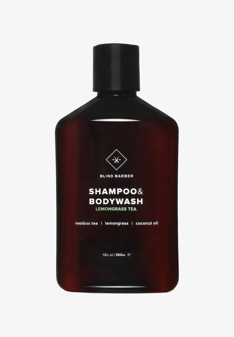 Blind Barber - LEMONGRASS TEA SHAMPOO & BODYWASH 350ML - Shampoo - -
