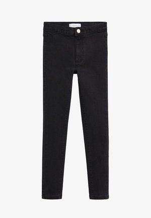 SUPERSK - Jeans Skinny Fit - black denim