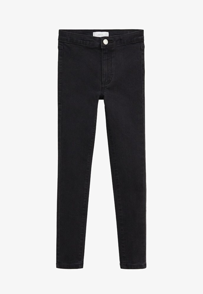 Mango - SUPERSK - Jeans Skinny Fit - black denim