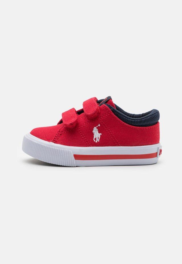 ELMWOOD UNISEX - Sneakers basse - red/white