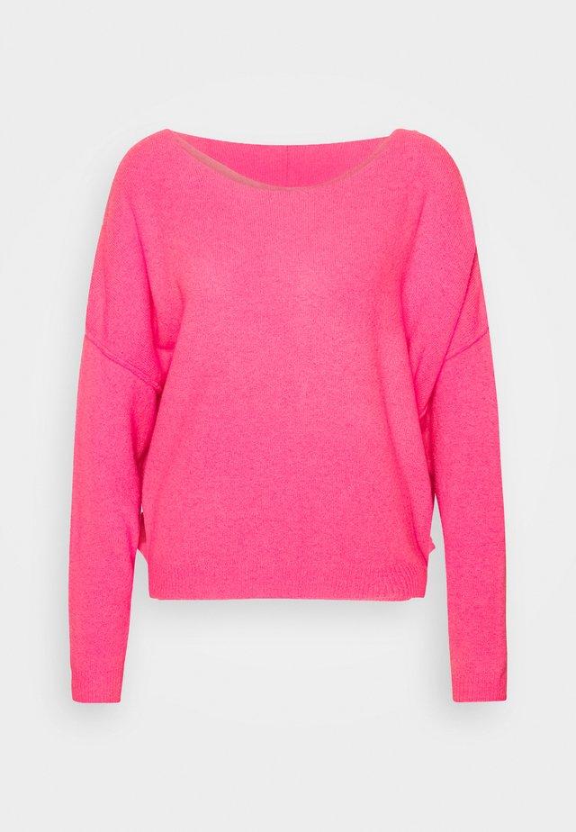 DAMSVILLE - Pullover - pinky