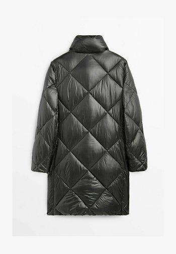 STEPPMANTEL  - Outdoor jacket - dark grey
