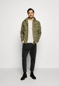 Schott - NIELSEN - Summer jacket - khaki - 1