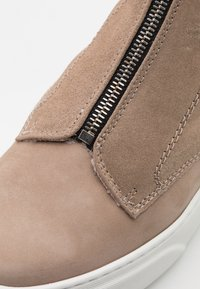 Marc Cain - Platform ankle boots - gold - 6