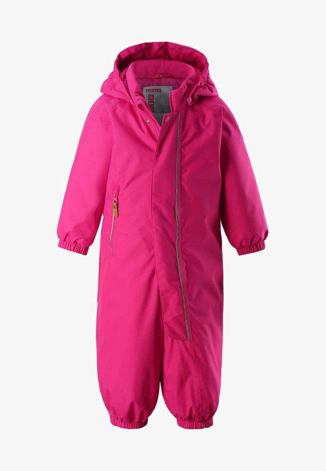 PUHURI - Snowsuit - raspberry pink