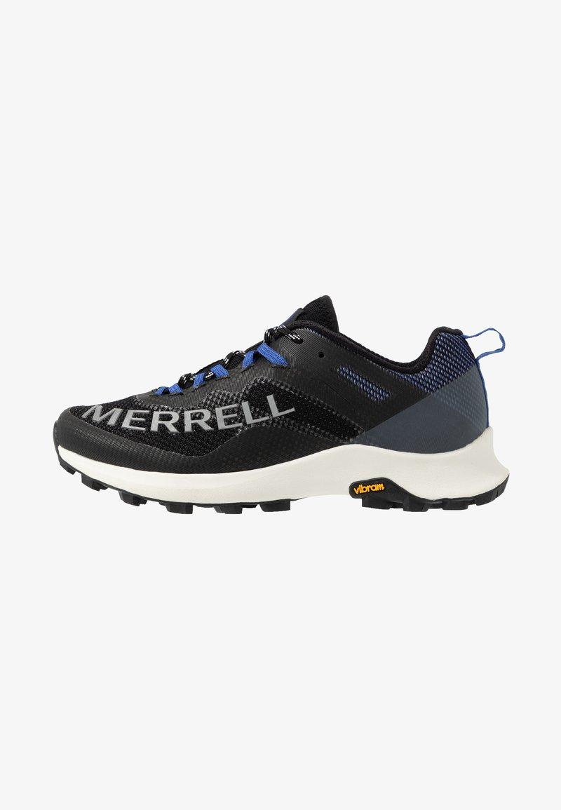 Merrell - MTL LONG SKY - Trail running shoes - black/dazzle