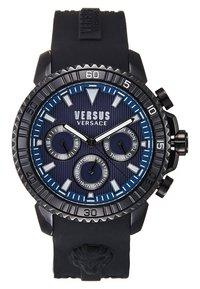 Versus Versace - ABERDEEN - Hodinky se stopkami - black/blue - 0