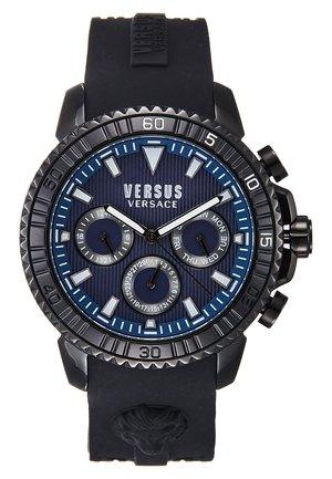 ABERDEEN - Cronografo - black/blue