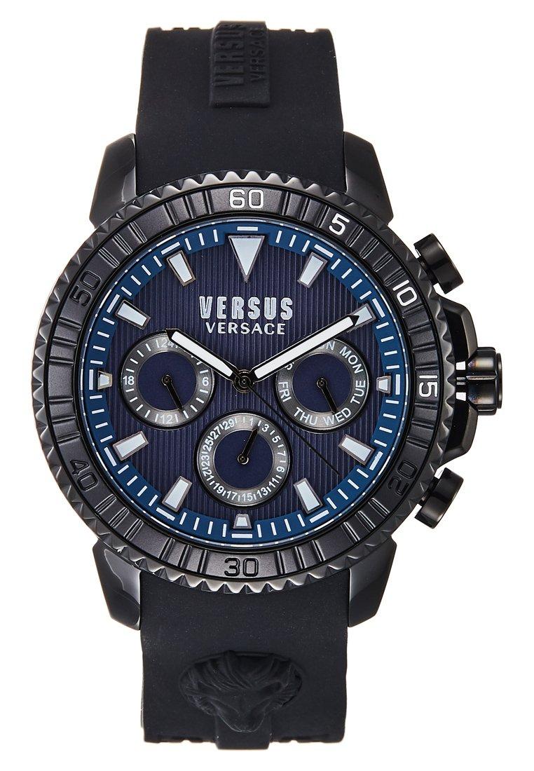 Versus Versace - ABERDEEN - Hodinky se stopkami - black/blue