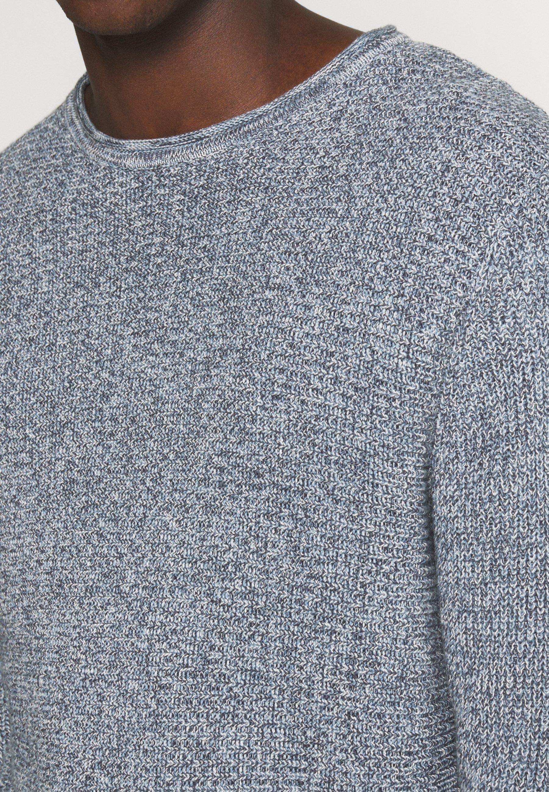 Homme JJGUSTAV CREW NECK - Pullover