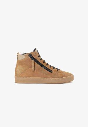 LEONID - Sneakers hoog - beige
