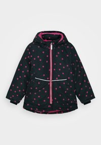Name it - NKFMAXI JACKET DOT - Zimní bunda - dark sapphire - 0