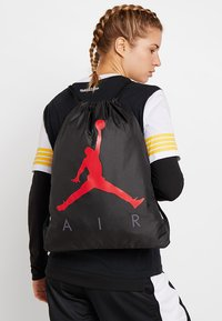 Jordan - AIR GYM SACK - Mochila de deporte - black - 5