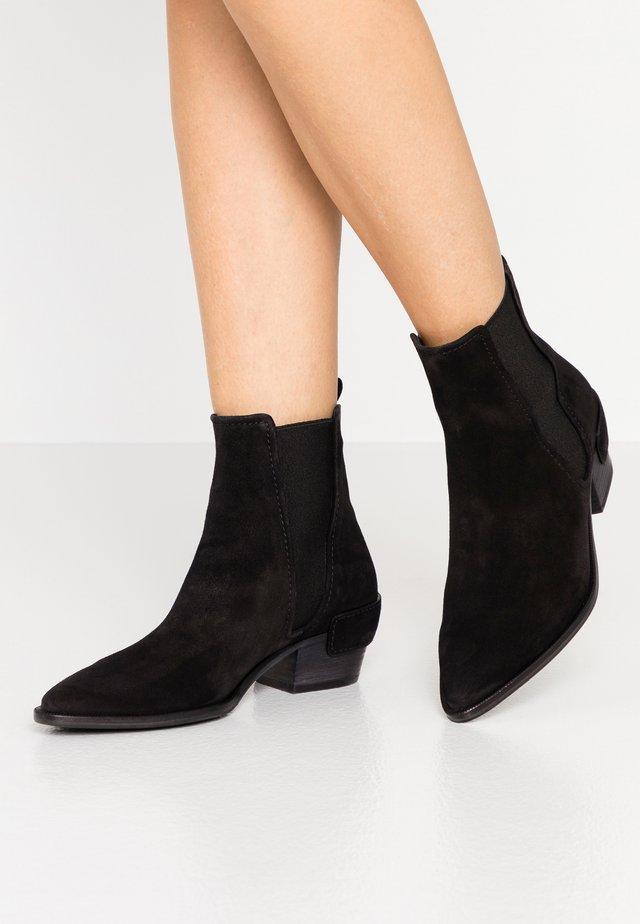 ROCKY - Korte laarzen - schwarz