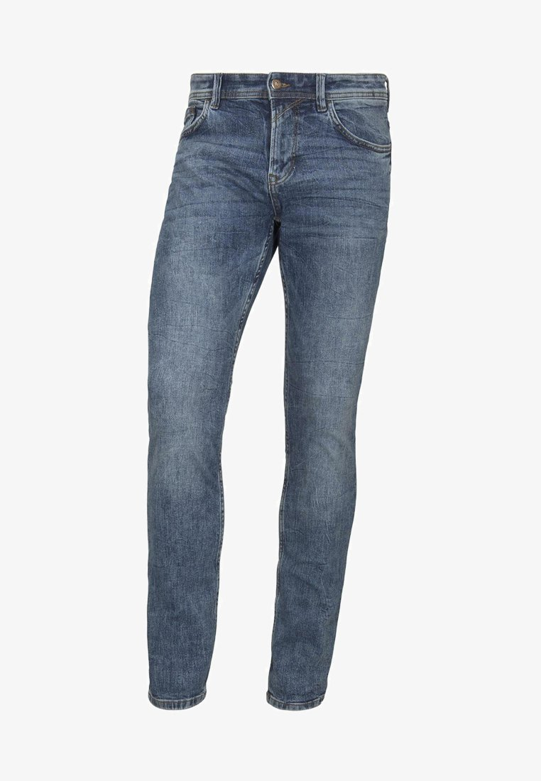 TOM TAILOR DENIM - Slim fit jeans - super stone blue