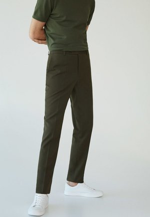 BRASILIA - Pantalon de costume - pastellgrün