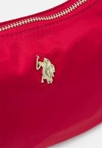 U.S. Polo Assn. - HOUSTON MINI HOBO - Across body bag - red - 3