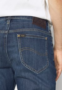 Lee - RIDER - Jeans slim fit - dark used - 3