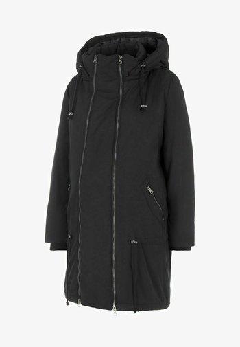 MLTIKKA - Winter coat - black