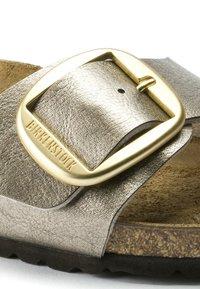 Birkenstock - Domácí obuv - graceful taupe - 5