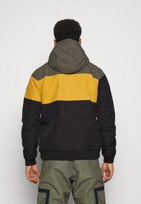Brunotti - KENNETH MENS JACKET - Snowboard jacket - black - 2