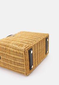 kate spade new york - MEDIUM SATCHEL - Handbag - black/multi - 3