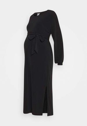 DRESS MOM LISA - Jerseyjurk - black