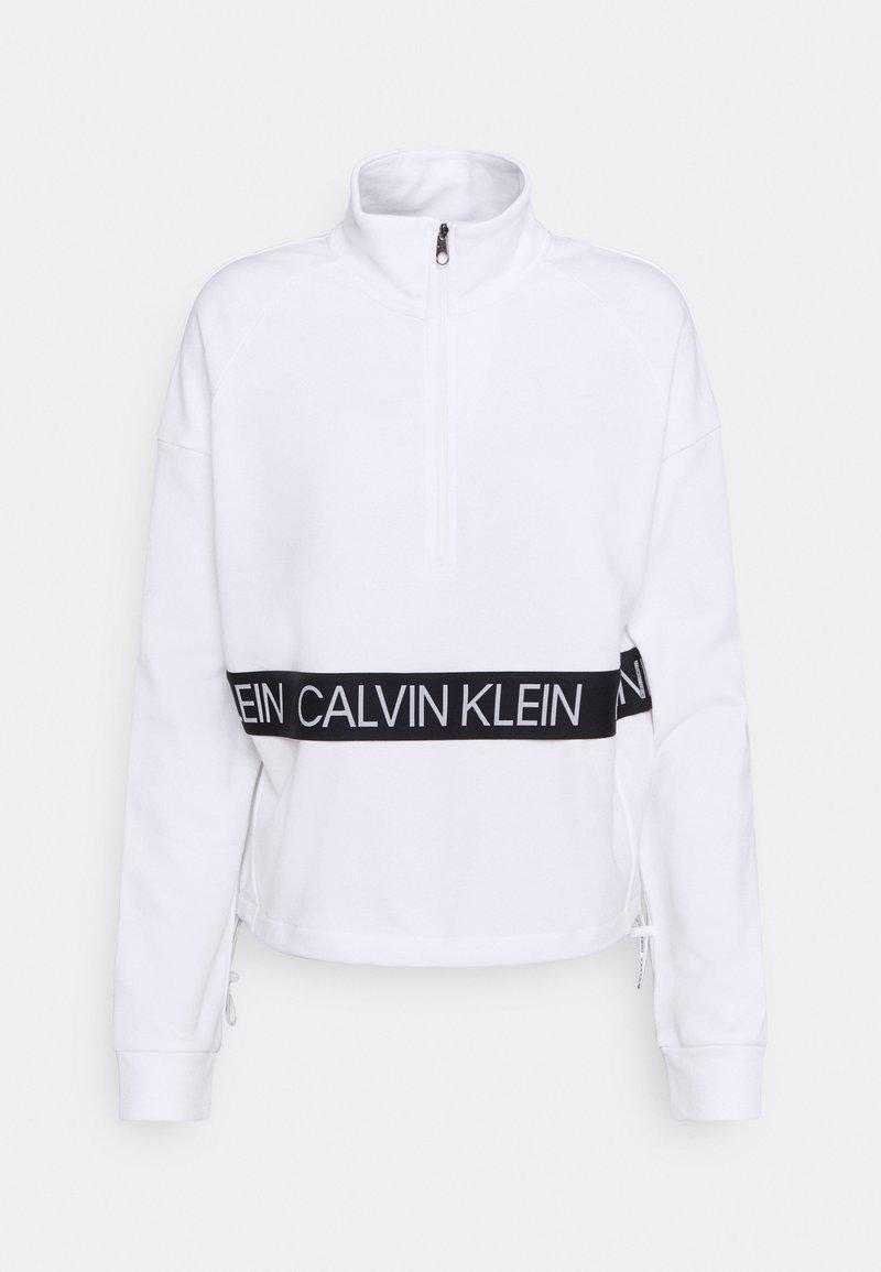 Calvin Klein Performance - Sweatshirt - white
