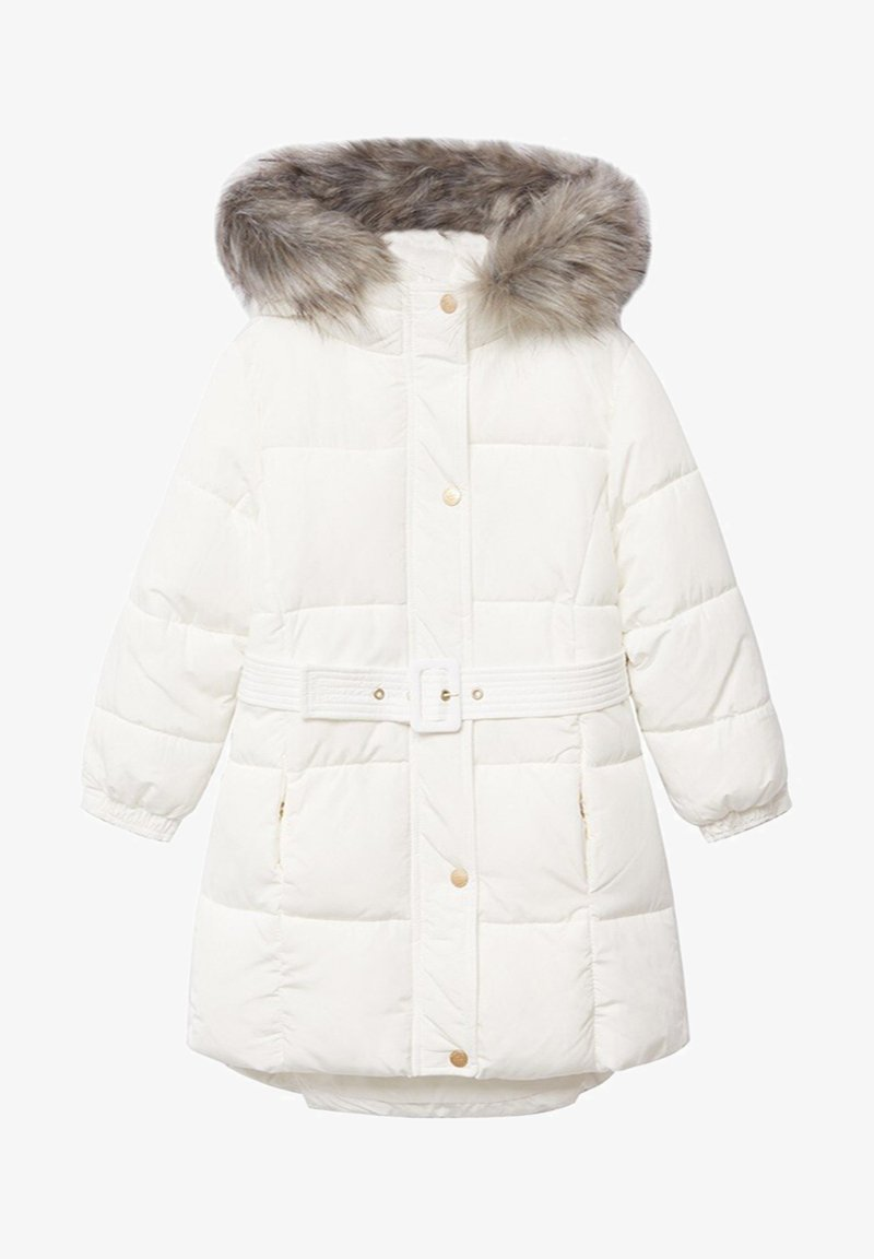 Mango - NIEVE - Winter jacket - weiß