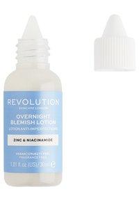 Revolution Skincare - OVERNIGHT BLEMISH LOTION - Night care - - - 1