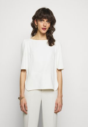 VANESSA - Blouse - bianco lana