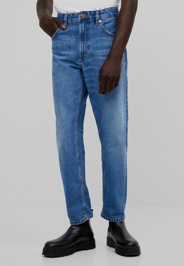 Jeans a sigaretta - dark blue