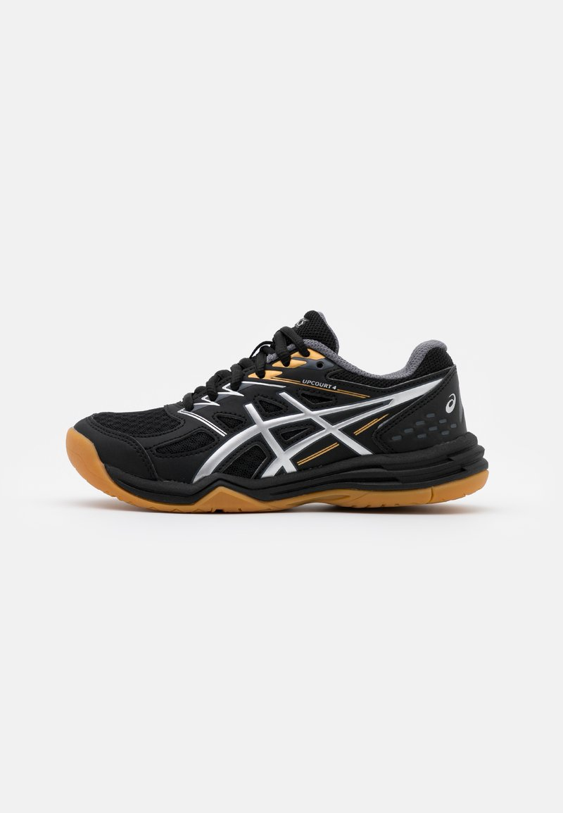ASICS - UPCOURT  - Sports shoes - black/pure silver