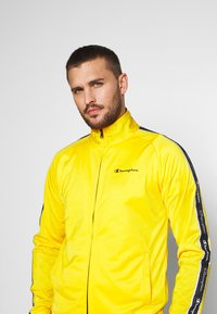 Champion - TRACKSUIT TAPE - Chándal - yellow - 5