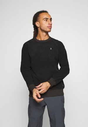 REAGAN MENS - Fleecepullover - pine grey