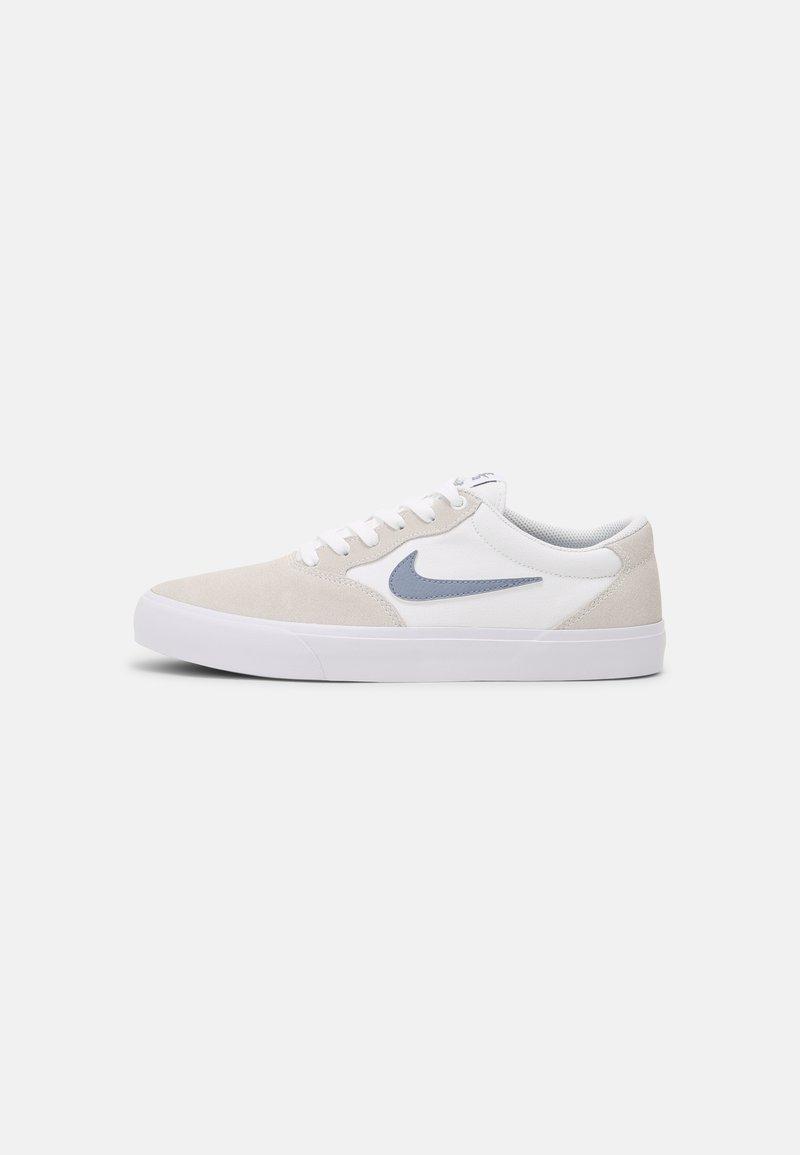 Nike SB - NIKE CHRON - Sneakers - white/off-white