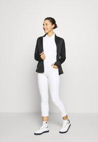 adidas Golf - PULLON ANKLE PANT - Kalhoty - white - 1