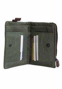Margelisch - HAMBURG  - Wallet - mud green - 2
