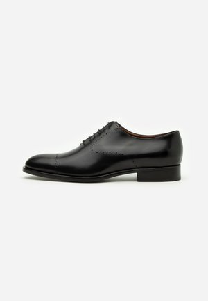 Veterschoenen - garwood nero
