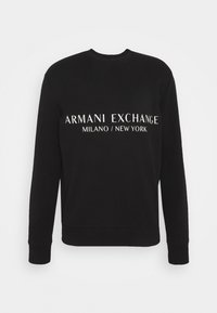 Armani Exchange - Sweatshirt - black - 3