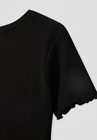 PULL&BEAR - Svetr - metallic black - 5