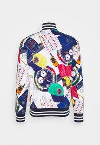 Polo Ralph Lauren - Træningsjakker - white/multi-coloured - 1