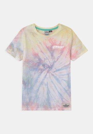 HAJARI - Print T-shirt - active mint
